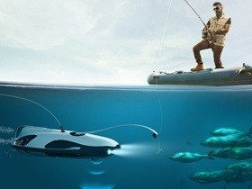На риболовлю з роботом