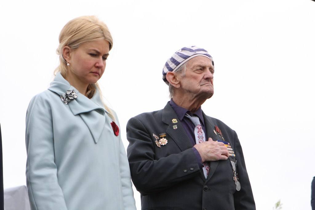 ХНУРЕ взяв участь у вшануванні пам'яті героїв Другої світової війни