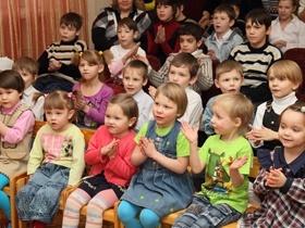 Допомога дитячому будинку від університету ХНУРЕ