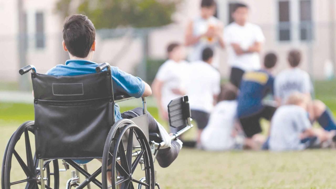 Вища освіта для інвалідів в Україні