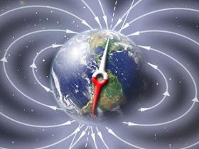 Ген магнітного поля Землі як компас