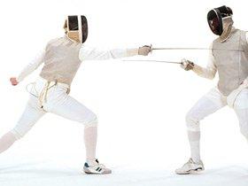 Спортивна секція фехтування