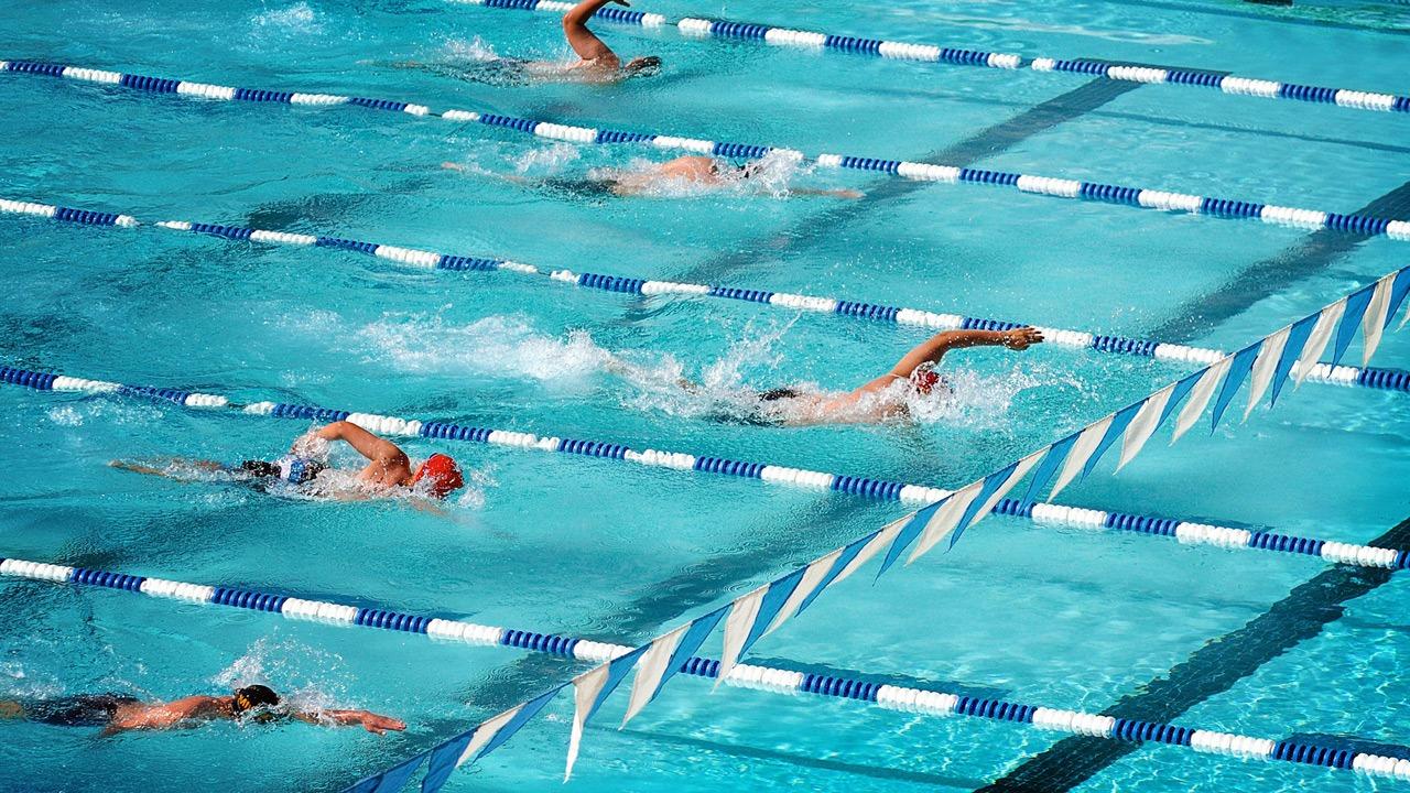 Секція плавання у ХНУРЕ
